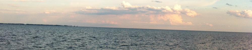 Lake St. Clair Sky