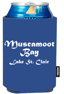 Muscamoot Bay Coozie